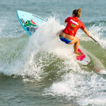 2015 ISA World SUP and Paddleboard Championship in Sayulita, Mexico
