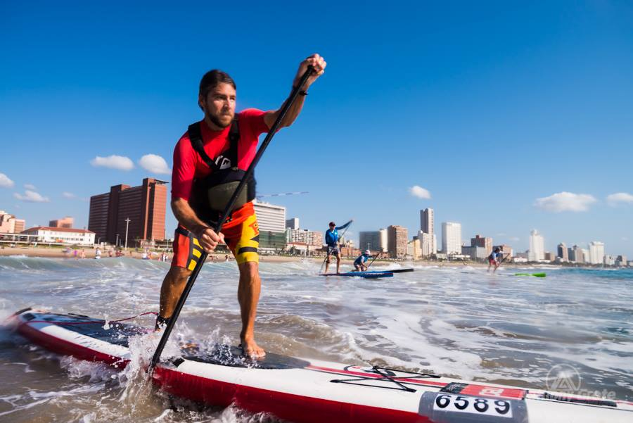 King Of The Bay SUP Fun this Week, Durban