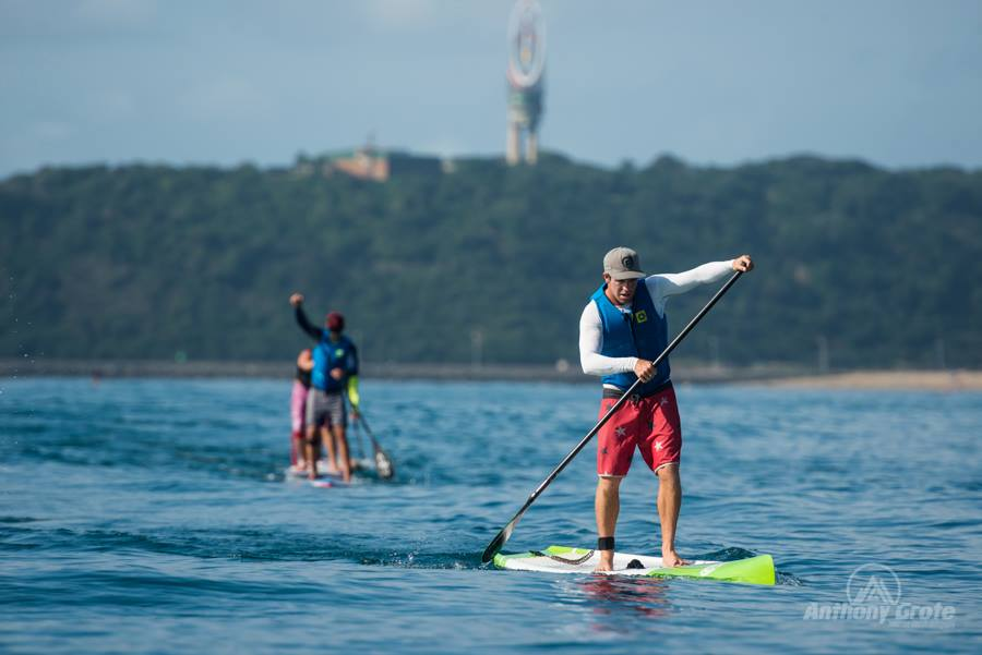Bay Union Surfski Series  - SUP