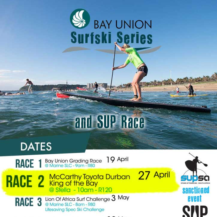 King of the Bay SUPSA Sanctioned Race