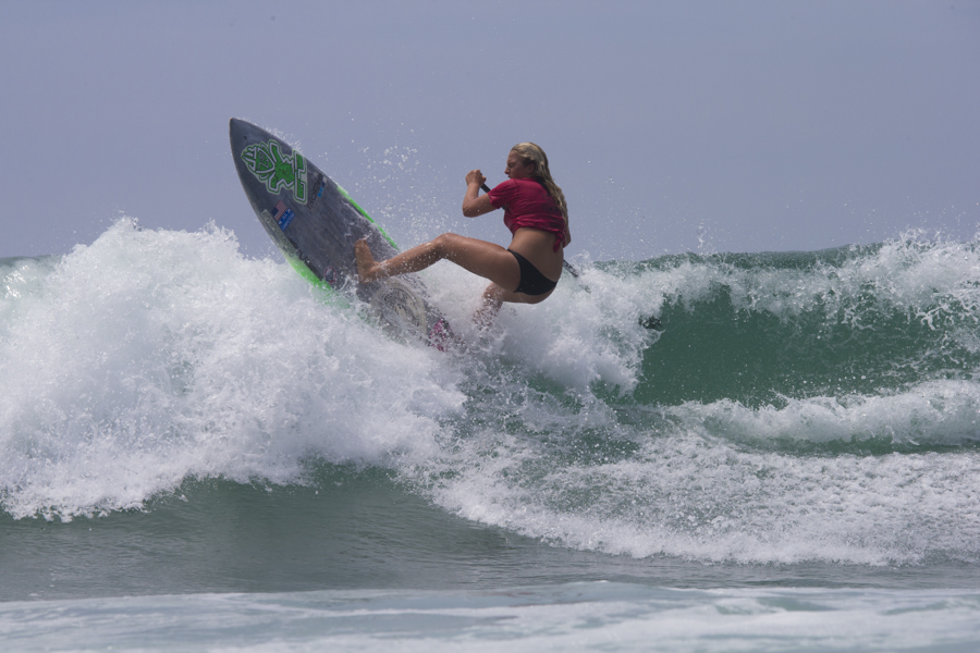 USA CLAIMS DOUBLE GOLD IN SUP SURFING AT ISA WORLD SUP CHAMPIONSHIP