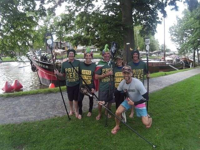First Time South Africans Represent at 220km SUP 11-City Tour