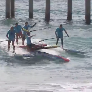 The Waterman League Video: US SUP Open FINAL DAY Highlights
