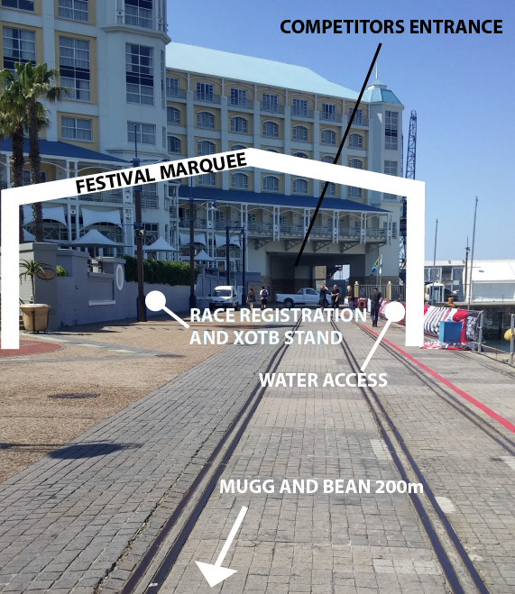 SUP Club Classic V&A Waterfront