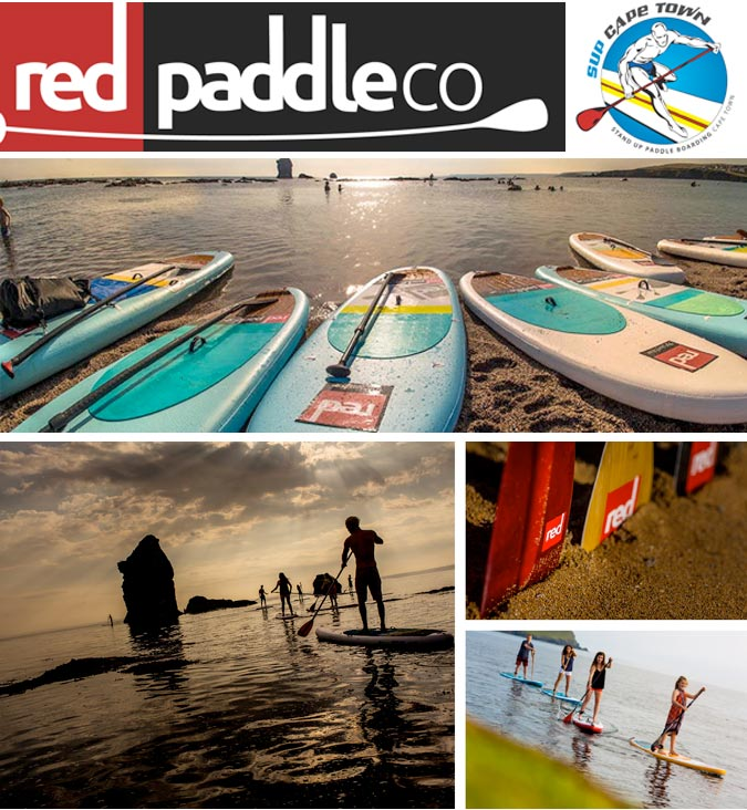 RED PADDLE WINTER SERIES AT  THE CAPE TOWN BOAT SHOW 2015