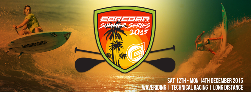 coreban summer series 2015 cover pic