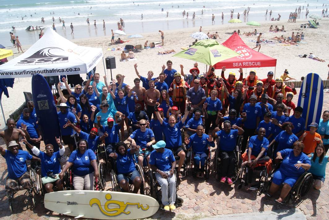 5th Edition of the Surfing South Africa Adapted Surfing Day on track for Big Bay Bloubergstrand this Sunday