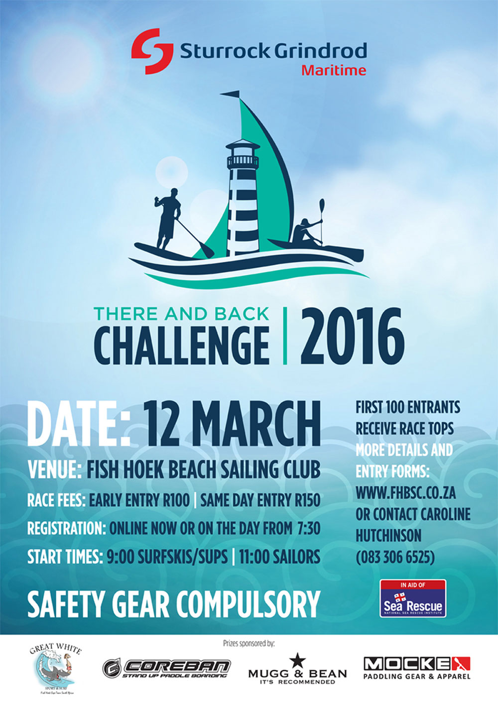 THERE AND BACK CHALLENGE 2016