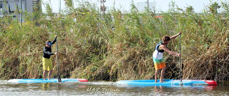 Chris Couve Red Paddle Century City 10km National SUP Race