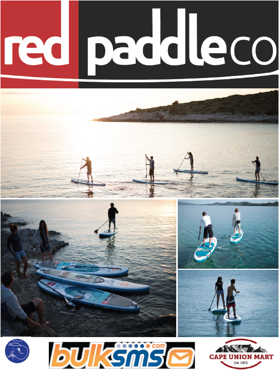 RED PADDLE WINTER OCEAN SERIES 2016