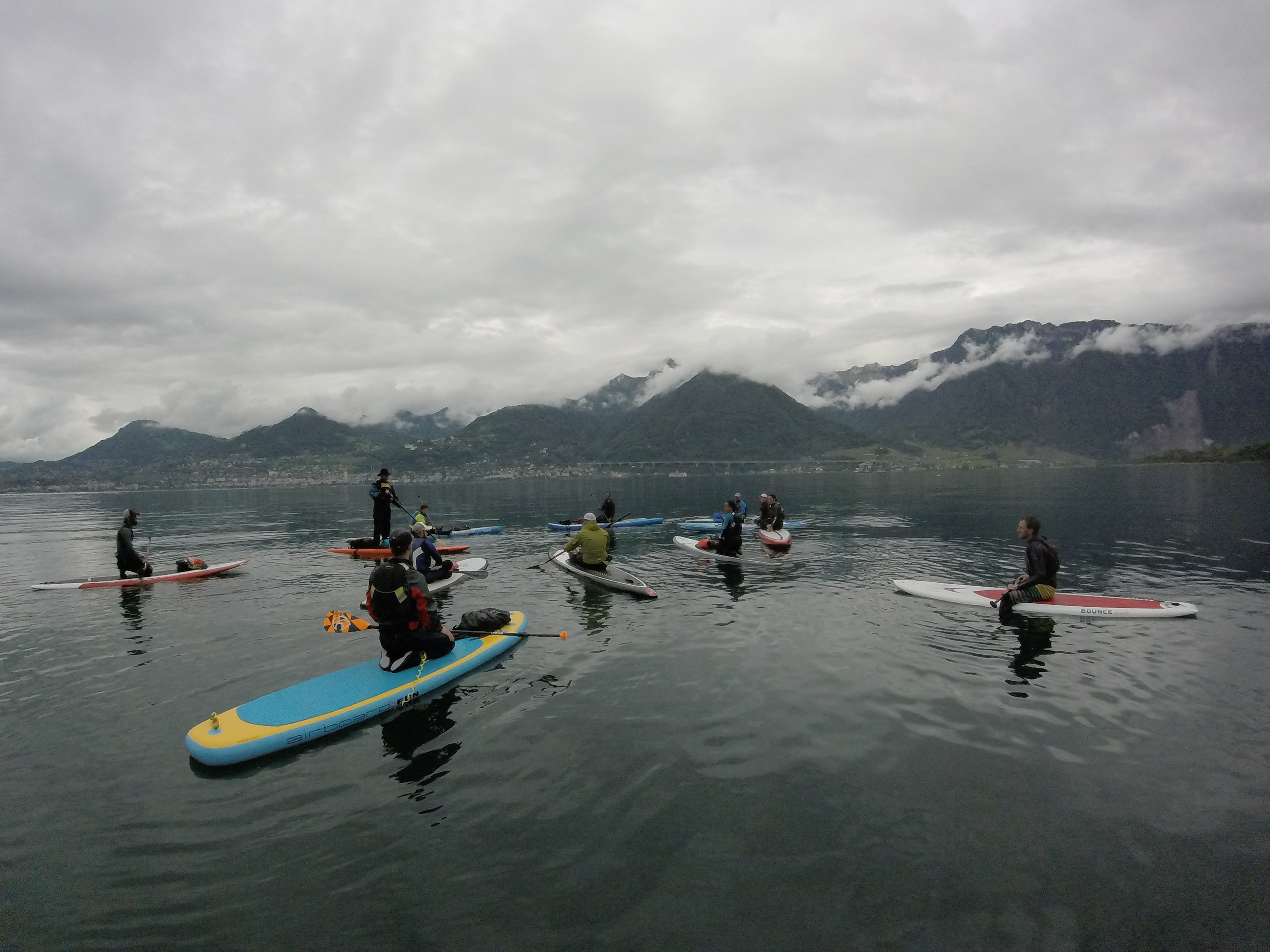 Switzerland ISA SUP Instructor
