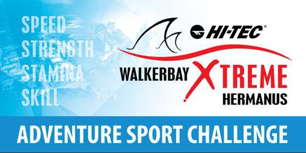 Hi-Tec Walkerbay Xtreme SUP Race