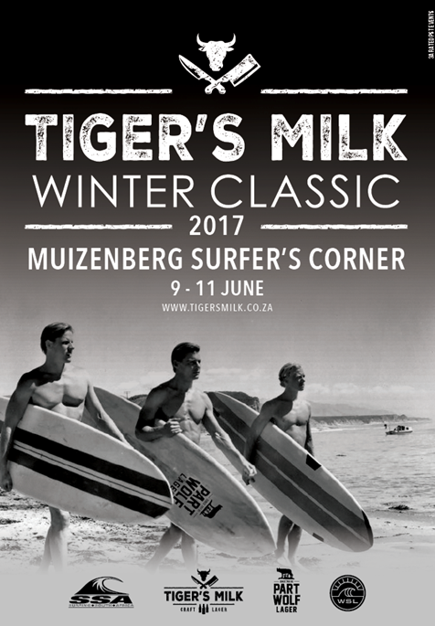 Muizenberg Corner to host the third Tigers Milk Winter Classic from June 9th – 11th