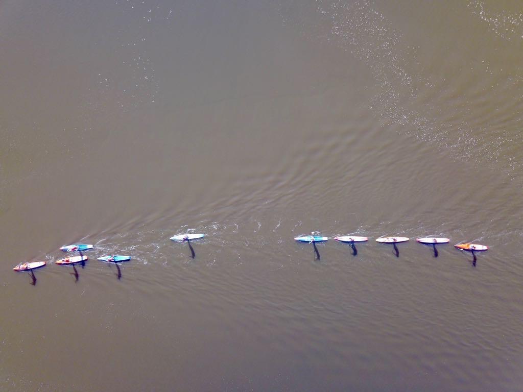 starboard zinkwazi 10km sup race drone-1