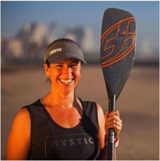 South African SUP and Prone Team 2017 - Jackie de Billot