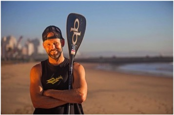 South African SUP and Prone Team 2017 - Shayne Chipps