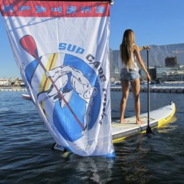 Volvo SUP Dash at V and A Waterfront