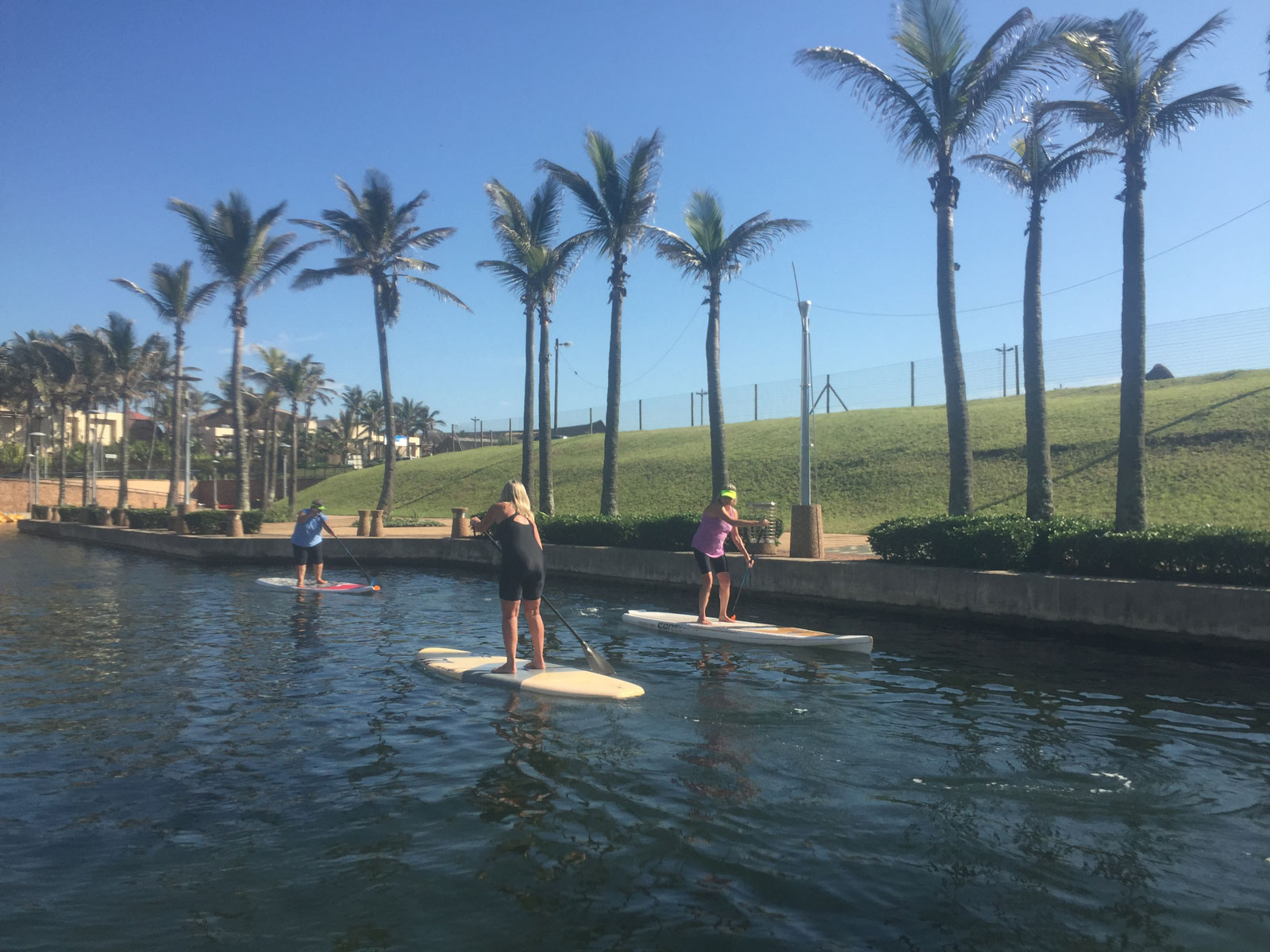 Xpression SUP Sessions