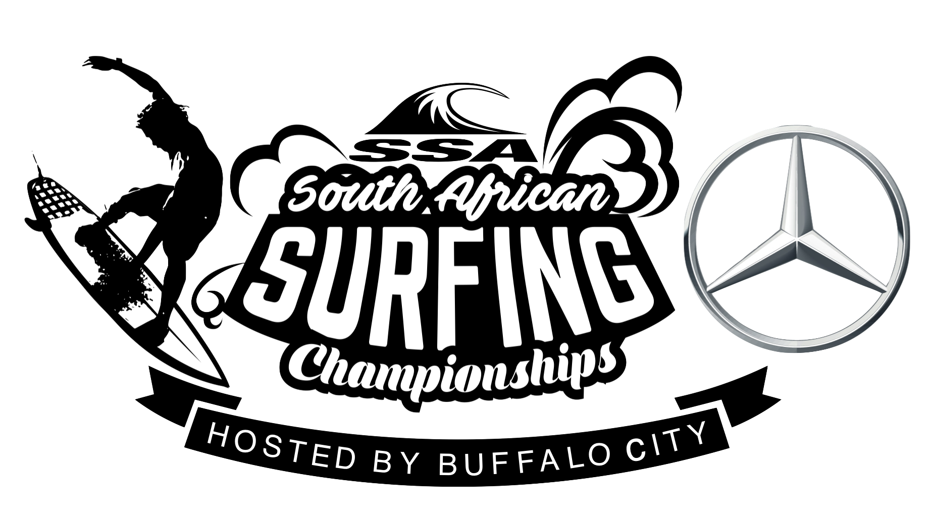 Women's Day celebration on the waves of Nahoon Reef at the 2018 Mercedes – Benz SA Surfing Championships hosted by Buffalo City