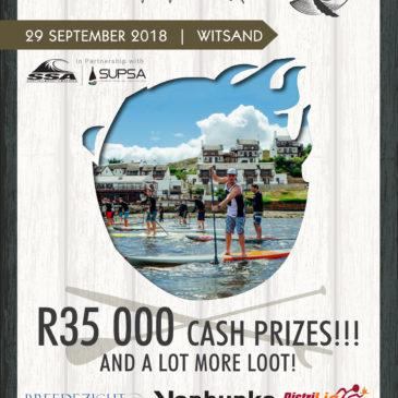 6th Annual Whale of a Race, PiliPili River Bar, Witsand