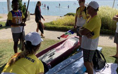 ICF World SUP Championships –  DAY 3 RAISES THE TEMPO!