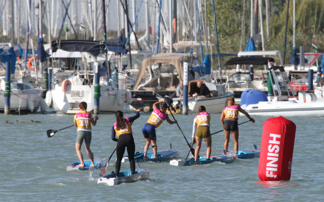 ICF World SUP Championships – DAY 1 SETS A FIERY PACE!