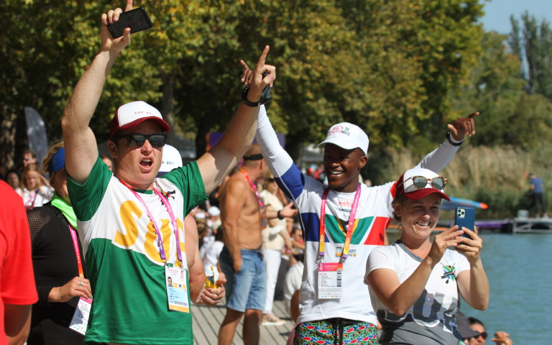 ICF World SUP Championships –  DAY 4 – YOU GIVE IT YOUR ALL!